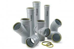 SWR pipes and fittings - Trubore