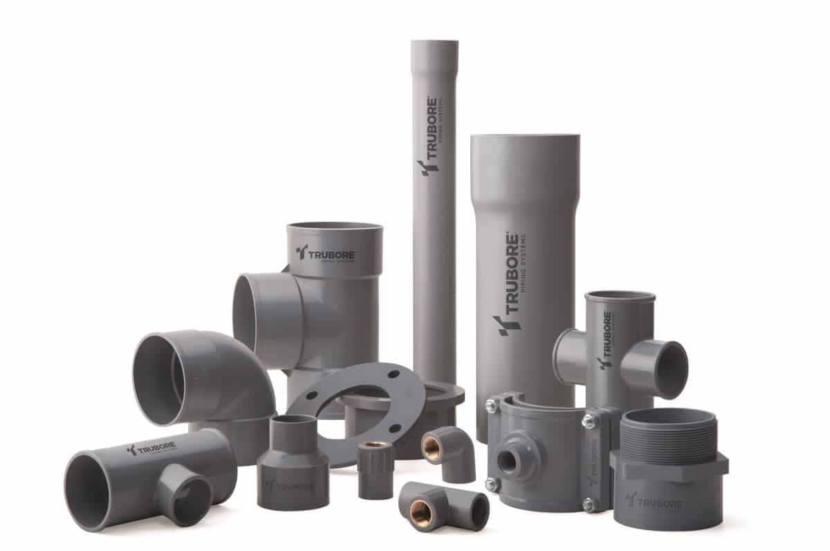 Agriculture Pipes and Fittings - Trubore Pipes